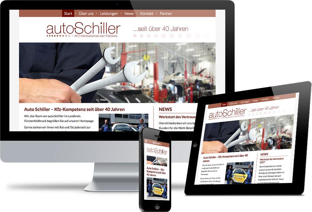 Auto Schiller Referenzen