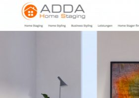 Adda Homestaging Logo
