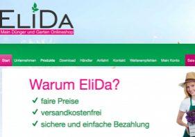Elida Shop Logo