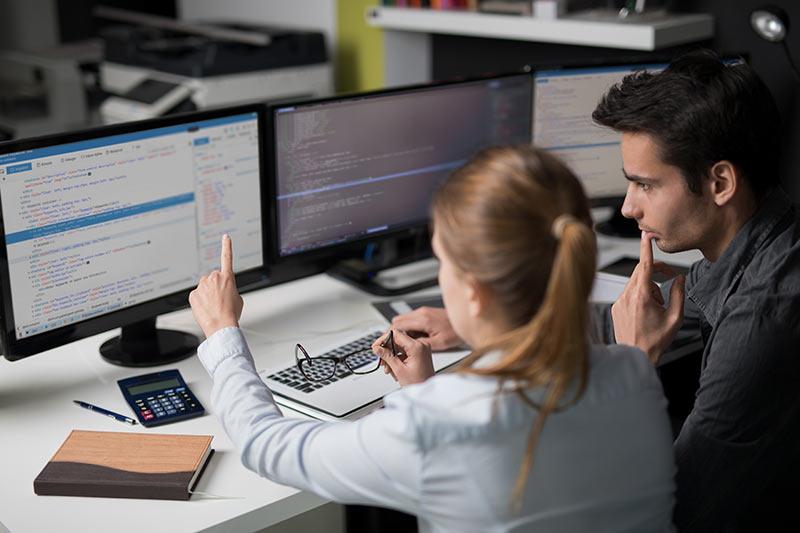Moderne Webdesign-Techniken